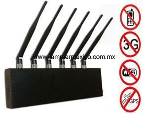 Bloqueadores Mexico Jammer celulares