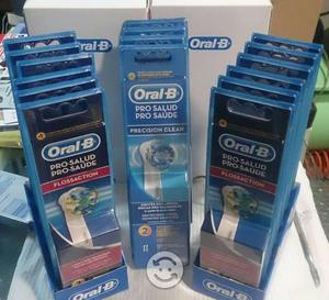 Cabezales De Repuesto Oral-b Flossaction