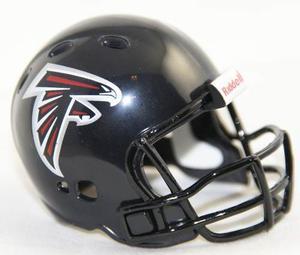 Casco Nfl Pocket Revolution Y Banderin Nfl Atlanta Falcons