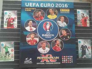 Coleccion De Tarjetas Adrenalyn Euro