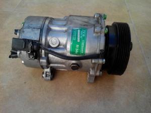 Compresor A/C Modelo 7V16 para AUDI, VW