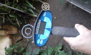 Detector de metales digital