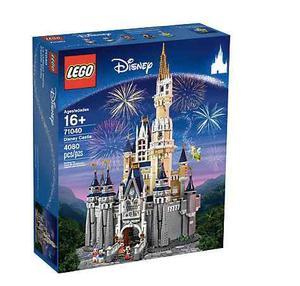 Lego  Castillo Disneyland Magico Disney Exclusivo