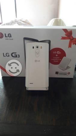 Lg G3 LG-D855P blanco