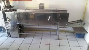 Máquina para tortillas de harina completa