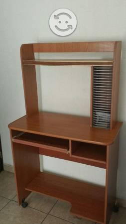 Mueble para computadora impresora y cd s o posot class for Mueble para cpu