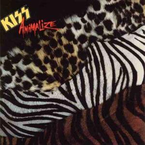Partituras Guitarra, Bajo, Bateria, Voz Kiss Animalize Album