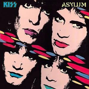 Partituras Guitarra, Bajo, Bateria, Voz Kiss Asylum Album
