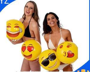Pelotas Emojis, Pelota Decorada 8 Pulgadas, Super Precio!