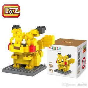 Pokemon Pikachu Lego Envio Gratis