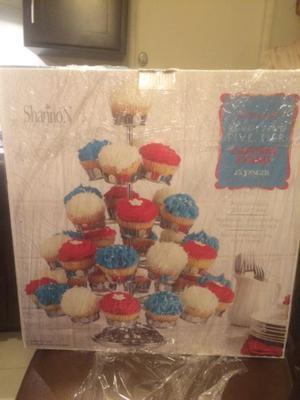 Porta pastelitos y transportador de cup cake