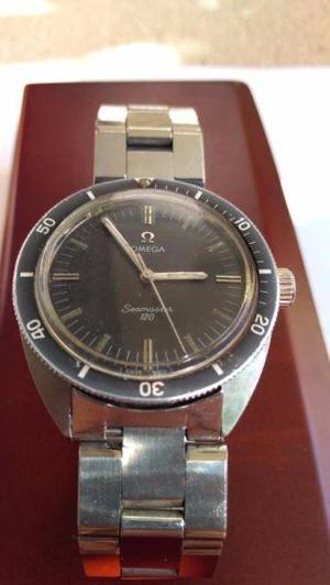 Reloj Omega Seamaster 120m en excelentes condiciones (1969)
