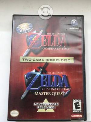 The legend of Zelda Ocarina of Time Master Quest