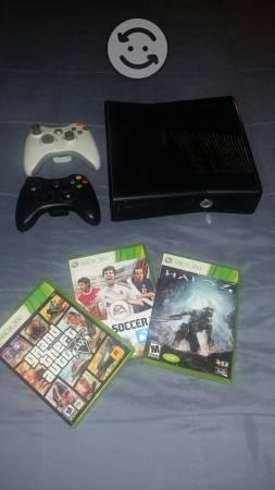 Xbox 360 S perfectas condiciones