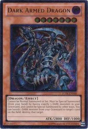 Yu-gi-oh! Tcg Dark Armed Dragon Ultimate