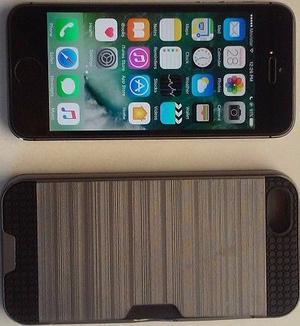iPhone 5S NUEVO CON CUBRE-PANTALLAS DE CRISTAL