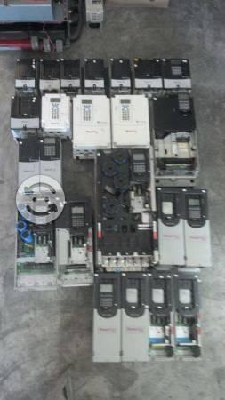 variadores de frecuencia y softstarters