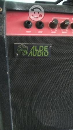 Amplificador para bajo alde audio