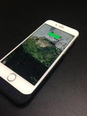 Funda para cargar iPhone 6/6s con 10,000mAH de batería