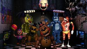 Juegos Five Nights At Freddys Coleccion Para Pc 1-4