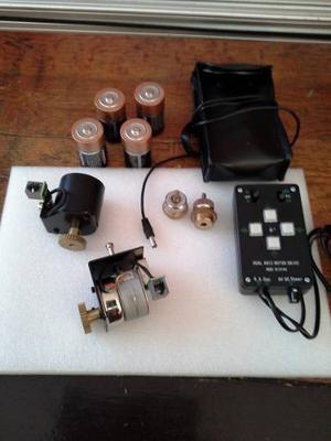 Motores Para Montura De Telescopio Eq3,eq4 Y Eq5