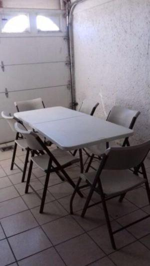 Rentas de rokolas, mesas y sillas