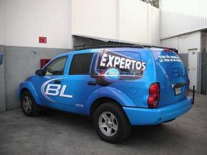 Rotulacion Vehicular en Monterrey. Rotulacion de autos,