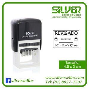 sellos -Automaticos+