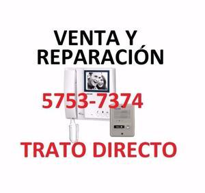 todo el df. reparacion  interfono videoporteros