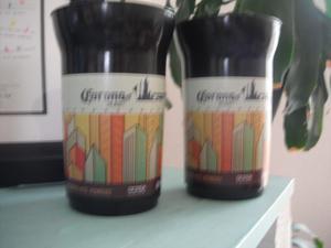 2 Vasos De Plastico Con Publicidad De Corona Music Oct-