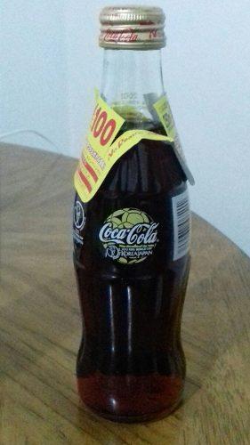 Coca Cola Korea  Botella