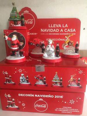 Decorines Coca Cola Colección Completa