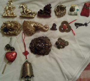 Paquete de figuras de horóscopo chino y feng shui