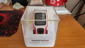 Reloj TomTom Runner Cardio con Ritmo Cardiaco-Blanco +