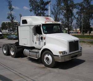 Tractocamion International 9200 Modelo 2008