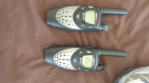 Walkie Talkie Cobra Par Envio Gratis