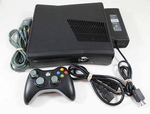 Xbox 360 Slim 2 Tb + 2 Controles Y Hdmi Cables