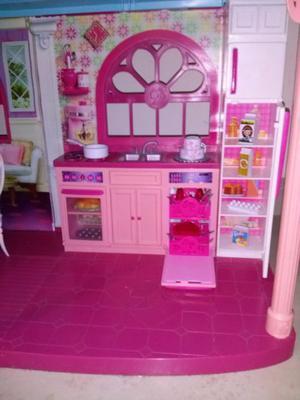 Casa de barbie con caja puebla posot class - Casa de barbie con ascensor ...