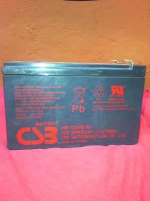 Baterias 12x7 amp y 12x 9 amp