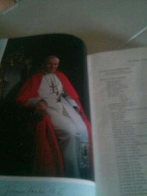 Biblia Católica de Juan Pablo II