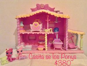 CASITA DE LOS PONYS PARA NIÑAS