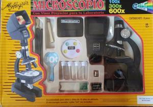Microscopio MI ALEGRÍA