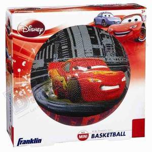 Mini Balón De Basketball Franklin Sports Cars Disney