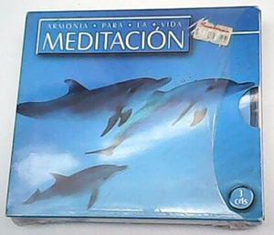 Tres álbumes de discos de meditación con 3 discos c/u $