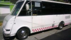 Microbus Chevrolet 5.7 Bortec A Gas.
