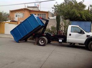 Sistema De Gancho Para Camioneta, Sistema Roll On Y Roll Of