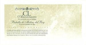 Sobre Primer Día Batalla De Molino Del Rey 8 De Septiembre