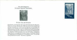 Sobre Primer Día Día Del Maestro Ernique Agilar González