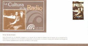 Sobre Primer Día La Cultura En La Radio