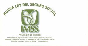 Sobre Primer Día Nieva Ley Del Seguro Social Imss